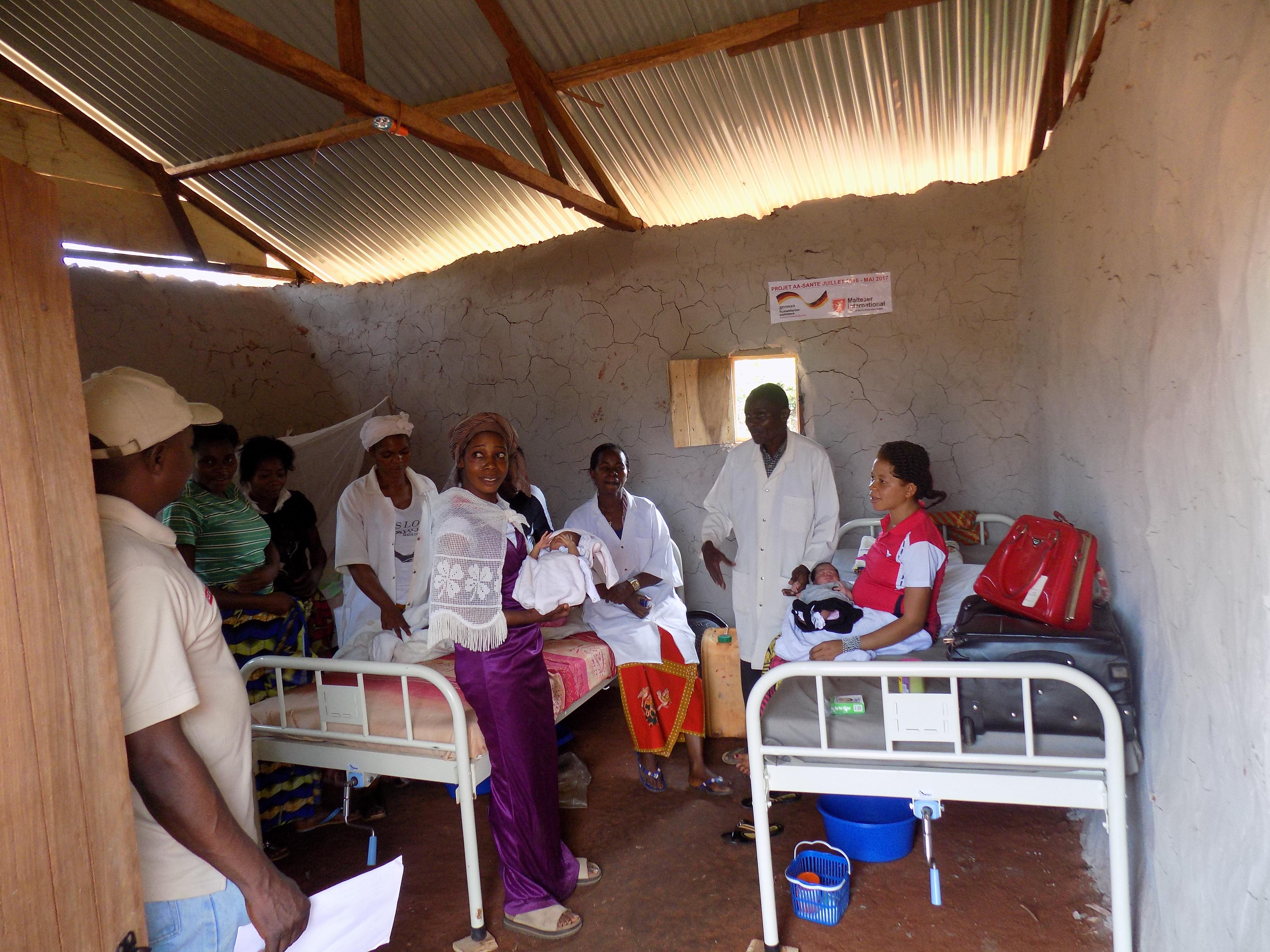 DR Congo: Fighting Ebola