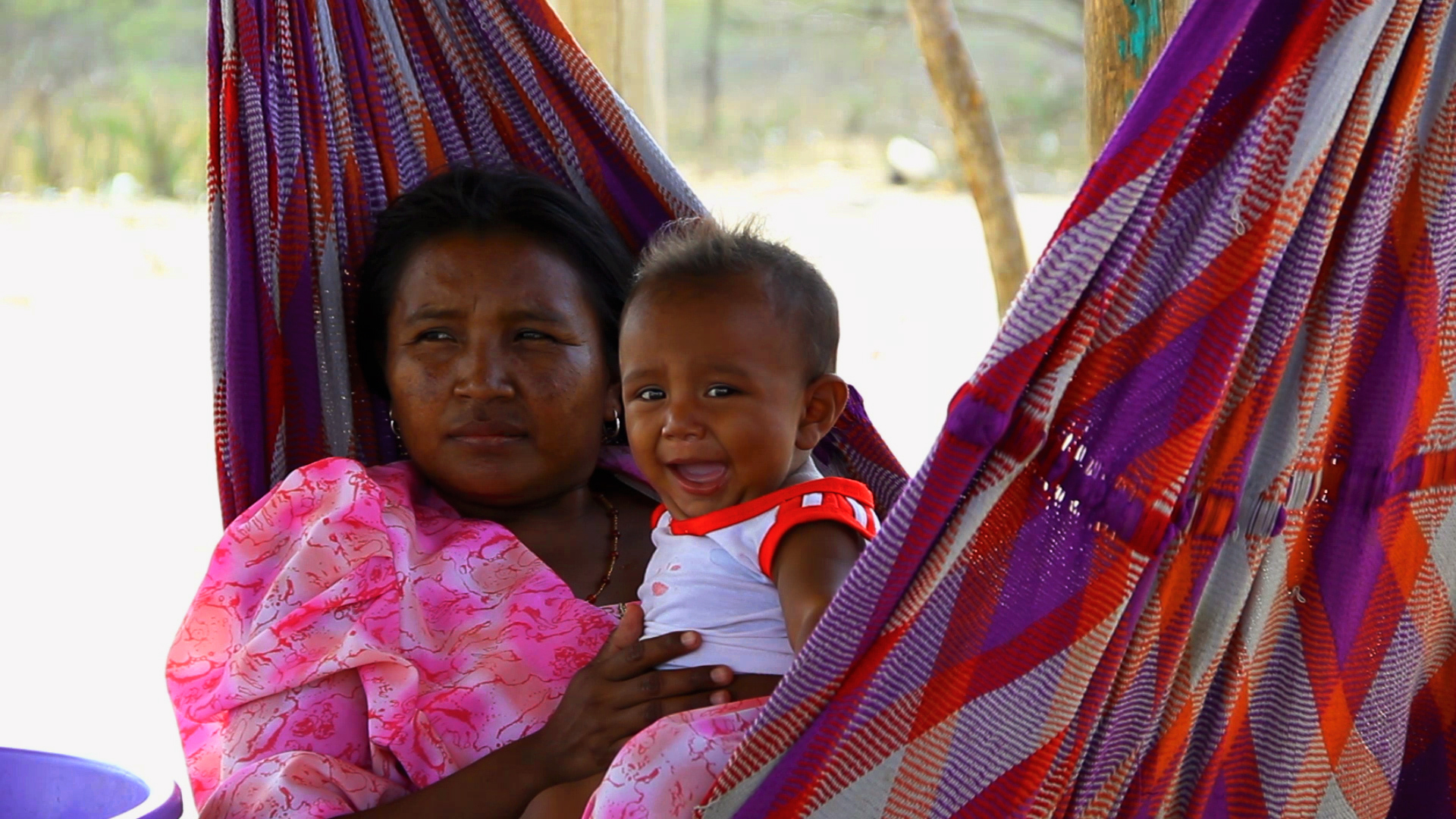 Malteser International has been working with indigenous and vulnerable communities in Colombia since 2014 Photo: Boris Pitre