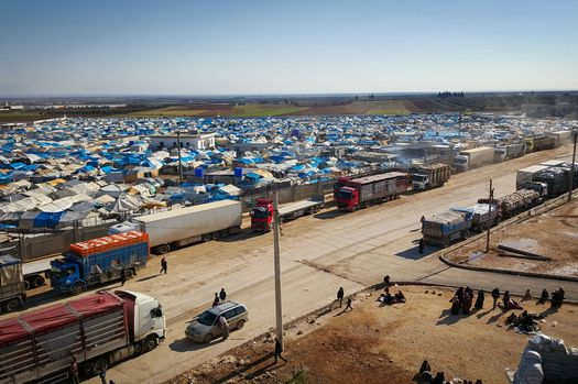 Refugees and displacement
