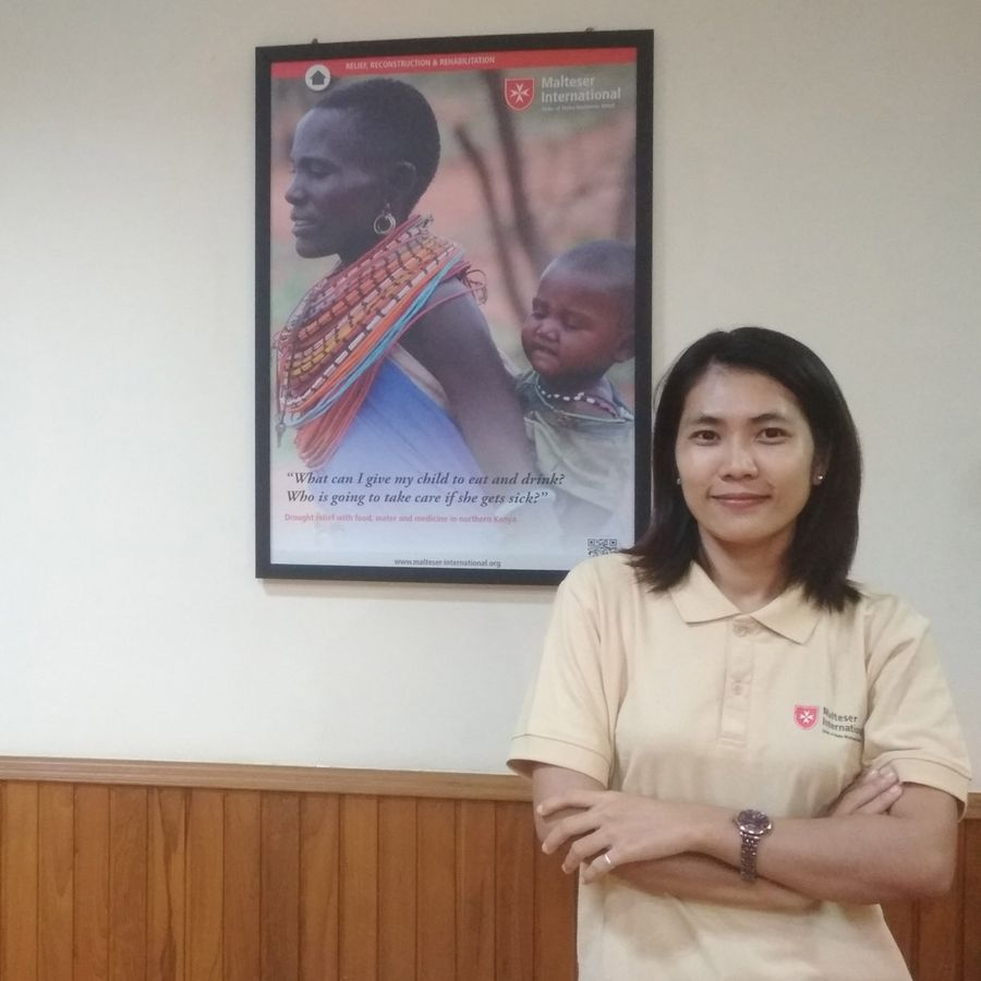 Dr. Khine Ei Ei, Malteser International, Myanmar