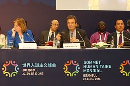 Sommet humanitaire mondial