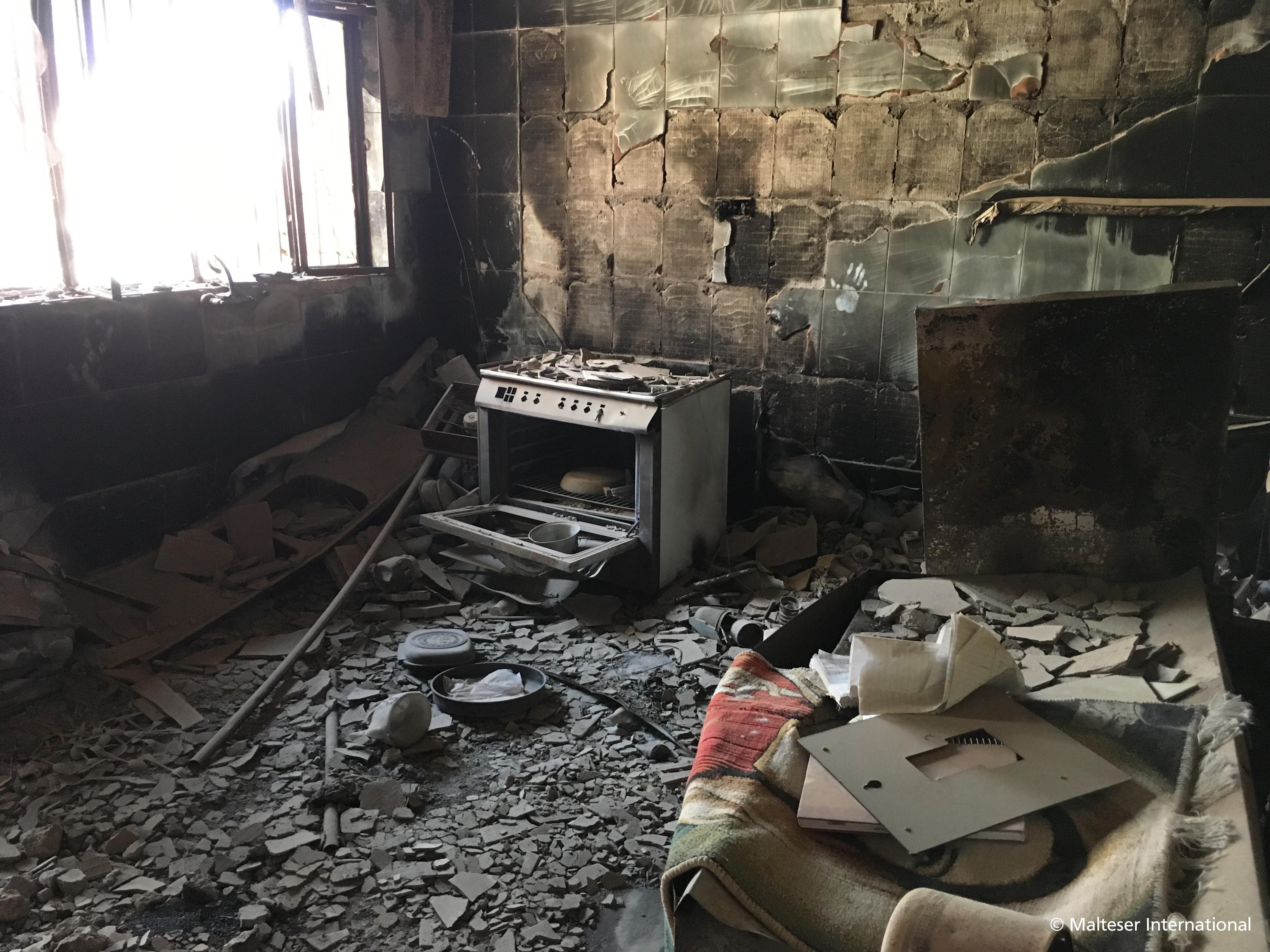 Wiederaufbau Im Irak Perspektive Fur Ninewa Malteser International